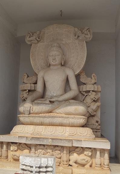 Shanti Stupa, Dhauligiri
